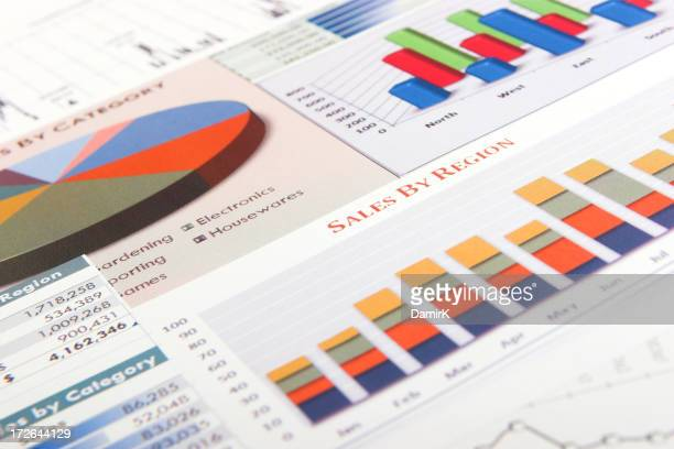 Grafiken und Diagrammen