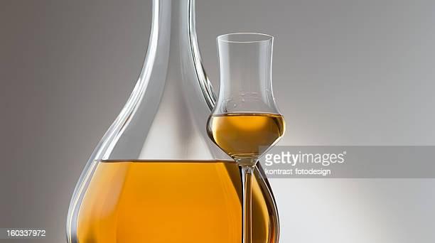 La Grappa, Cognac, de Brandy réserve