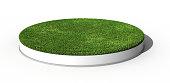 Grass Podium