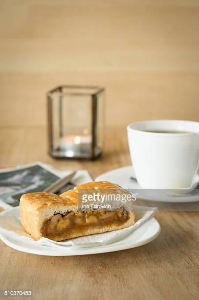 Graubunden walnut pastry