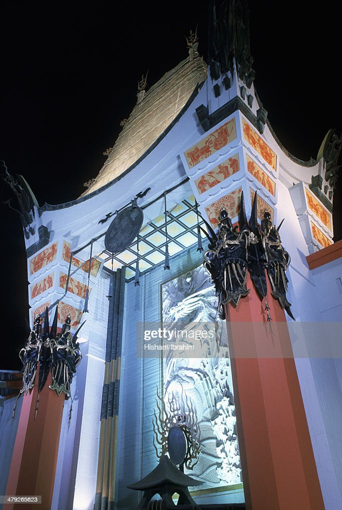 Grauman's Chinese Theater, Hollywood, Los Angeles
