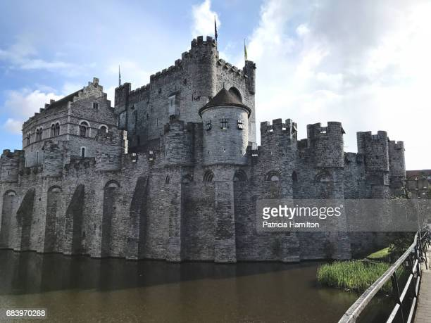 Gravensteen - castle in Ghent