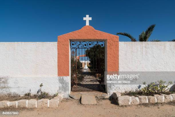 Graveyard of Tabarca Tabarca is a small islet located in the Mediterranean Sea close to the town of Santa Pola Alicante Tabarca is the smallest...
