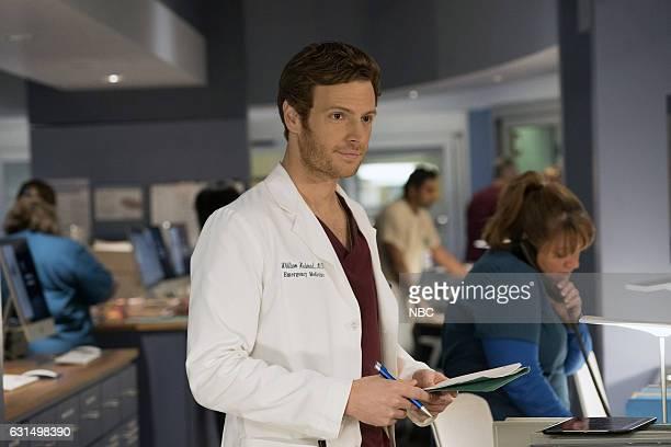 MED 'Graveyard Shift' Episode 211 Pictured Nick Gehlfuss as Will Halstead