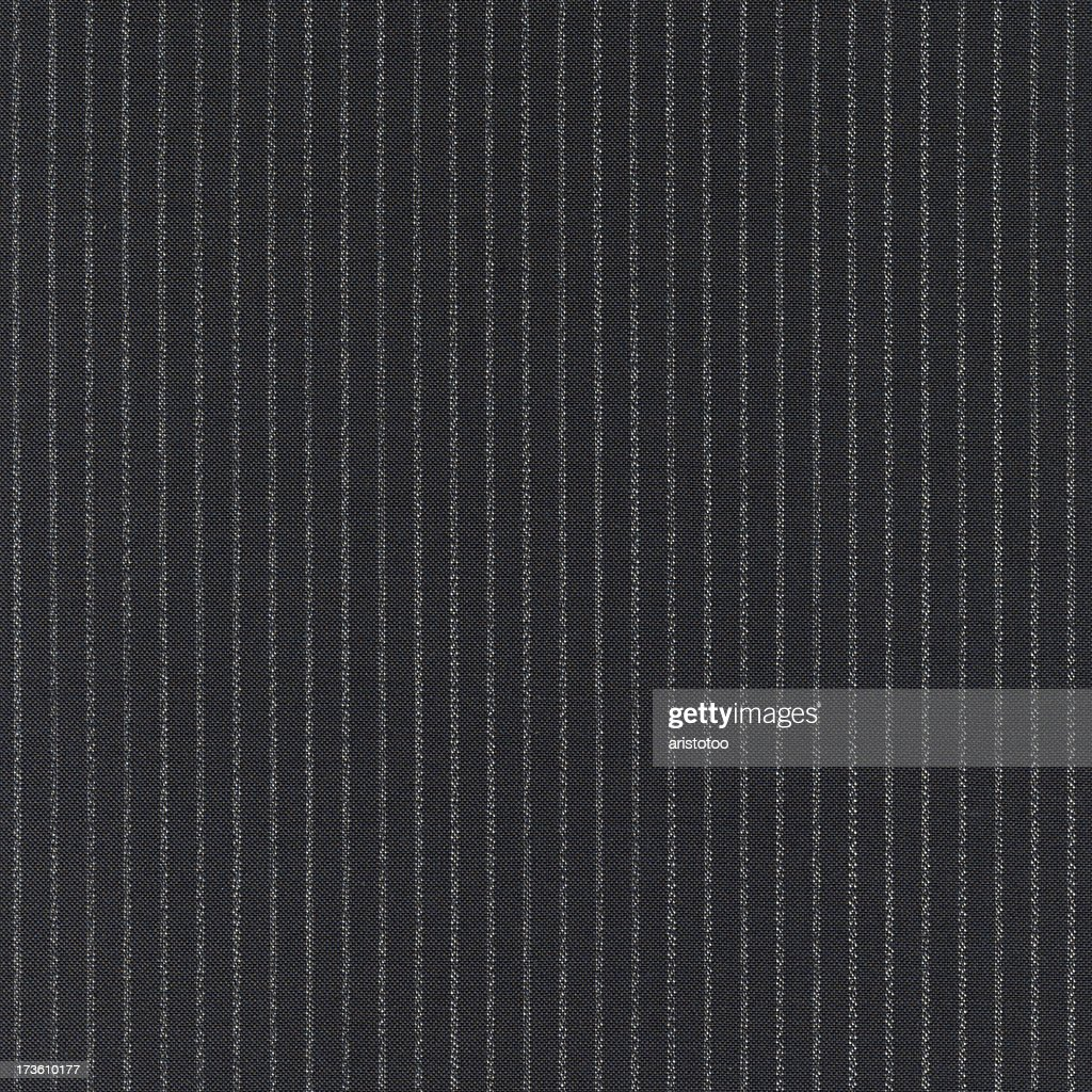 Gray Pinstripe Cloth