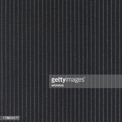 Gray and black pinstripe cloth background