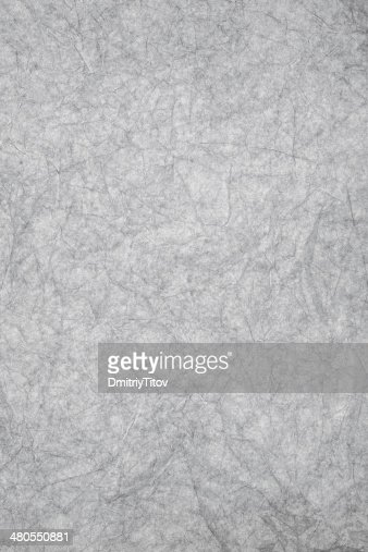 gray crumpled paper : Stock Photo