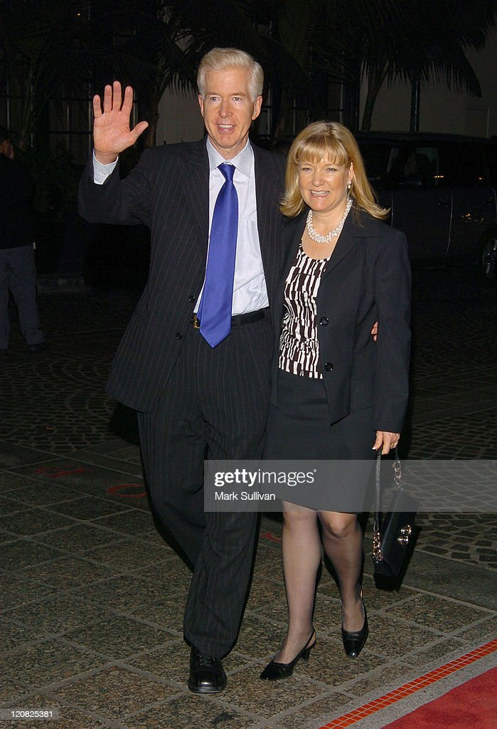 <a gi-track='captionPersonalityLinkClicked' href=/galleries/search?phrase=Gray+Davis&family=editorial&specificpeople=200688 ng-click='$event.stopPropagation()'>Gray Davis</a> and wife Sharon during The Los Angeles Free Clinic's 29th Annual Dinner Gala - Arrivals at Regent Beverly Wilshire Hotel in Beverly Hills, California, United States.