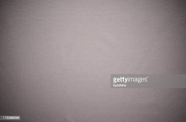 Gray fabric texture background with spotlight