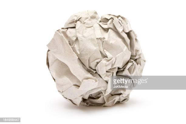 Gray Boulette en papier
