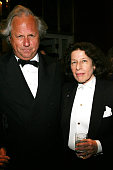 Graydon Carter and Fran Lebowitz during The New Yorkers for New York Awards Gala February 6 2006 at Waldorf Astoria Hotel in New York City New York...