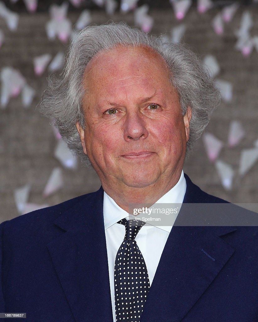 Graydon Carter attends the Vanity Fair Party during the 2013 Tribeca Film Festival at the State Supreme Courthouse on April 16, 2013 in New York City.
