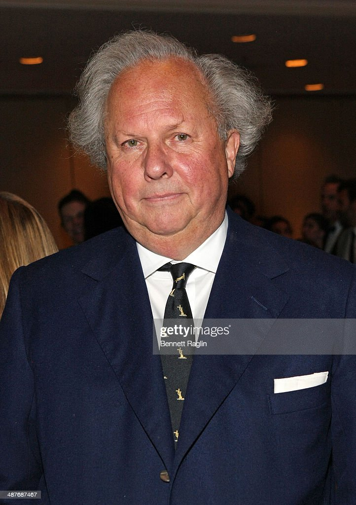 <a gi-track='captionPersonalityLinkClicked' href=/galleries/search?phrase=Graydon+Carter&family=editorial&specificpeople=605905 ng-click='$event.stopPropagation()'>Graydon Carter</a> of Vanity Fair attend the 2014 National Magazine Awards at The New York Marriott Marquis on May 1, 2014 in New York City.