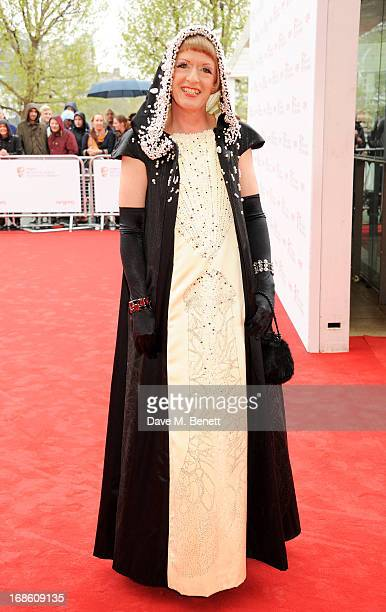Grayson Perry attends the Arqiva British Academy Television Awards 2013 at the Royal Festival Hall on May 12 2013 in London England