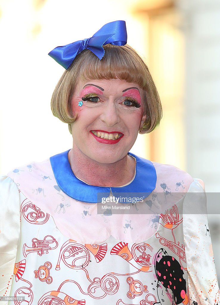 <a gi-track='captionPersonalityLinkClicked' href=/galleries/search?phrase=Grayson+Perry&family=editorial&specificpeople=208176 ng-click='$event.stopPropagation()'>Grayson Perry</a> attends the preview party for The Royal Academy Of Arts Summer Exhibition 2013 at Royal Academy of Arts on June 5, 2013 in London, England.