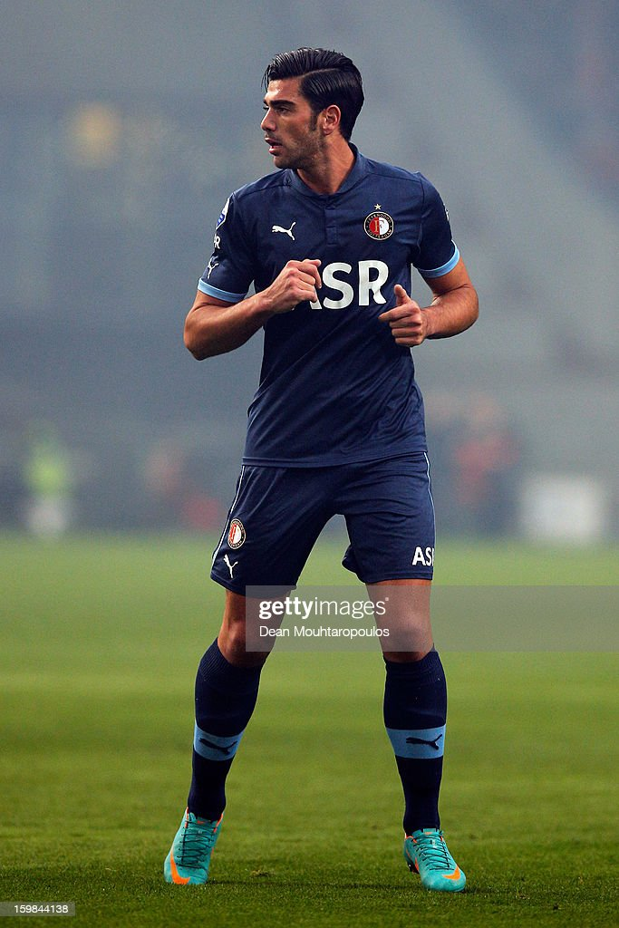 <a gi-track='captionPersonalityLinkClicked' href=/galleries/search?phrase=Graziano+Pelle&family=editorial&specificpeople=2333390 ng-click='$event.stopPropagation()'>Graziano Pelle</a> of Feyenoord looks on during the Eredivisie match between Ajax Amsterdam and Feyenoord Rotterdam at Amsterdam Arena on January 20, 2013 in Amsterdam, Netherlands.