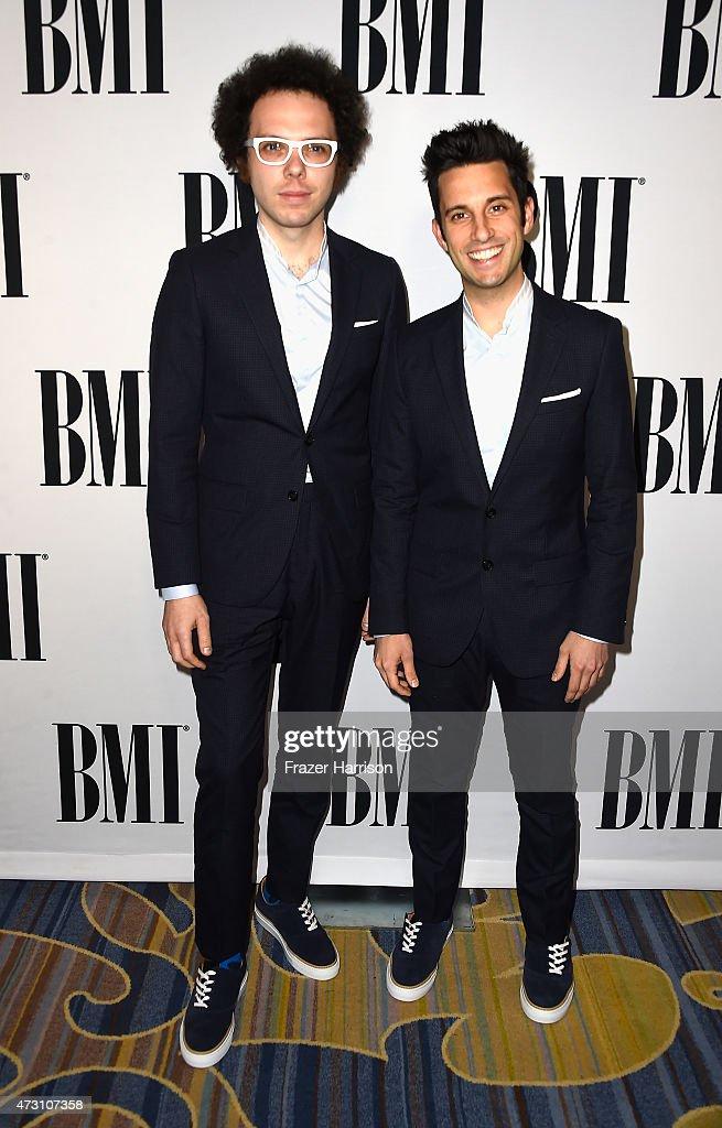 63rd Annual BMI Pop Awards - Arrivals