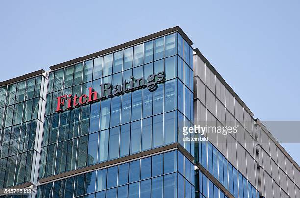 Great Britain England London Headquarters of the rating agency Fitch Ratings