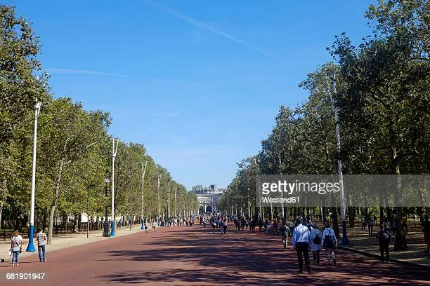Great Britain, England, London, The Mall, avenue
