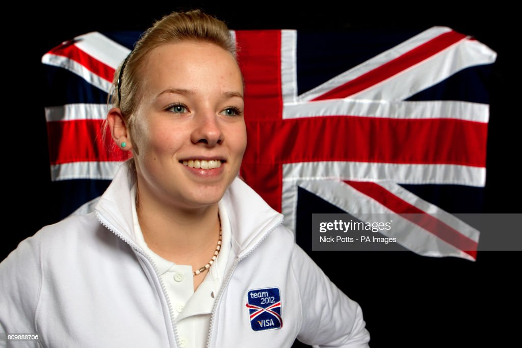 Great Britain Table Tennis Player Hannah Hicks During The Photocall At Velodrome In Olympic