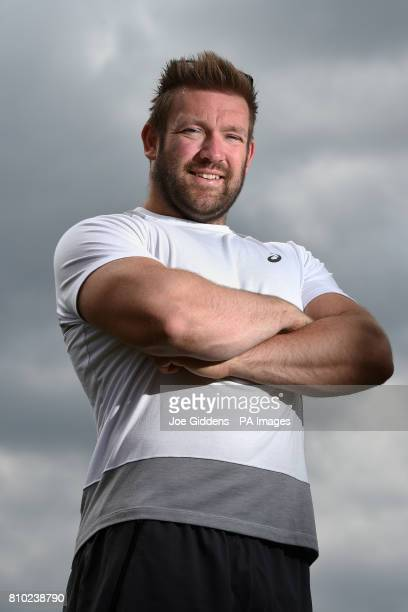 Great Britain's Dan Greaves during the media day at the Paula Radcliffe Stadium Loughborough University PRESS ASSOCIATION Photo Picture date Friday...