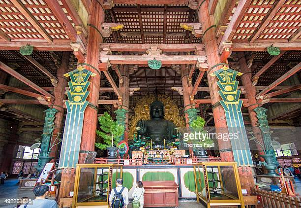 Great Buddha of Todai-ji Temple