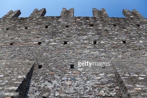 Great City Wall of Castelgrande, Bellinzona's Unesco World Heritage, Switzerland