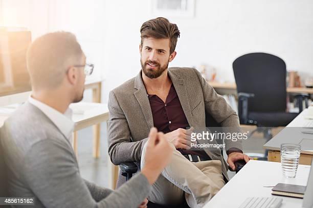 Gute Kommunikation ist der Schlüssel am Arbeitsplatz
