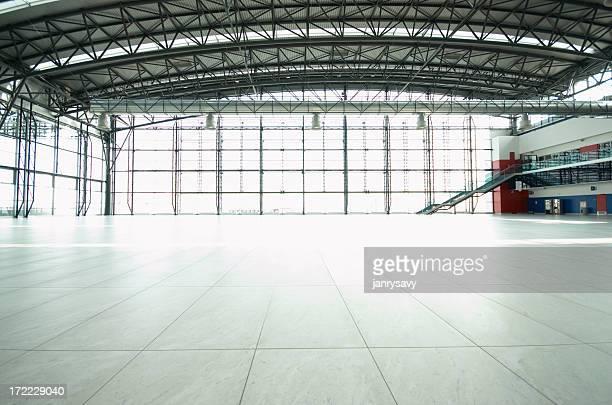 Große leere Hall