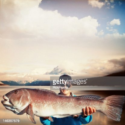 Great fishing : Bildbanksbilder