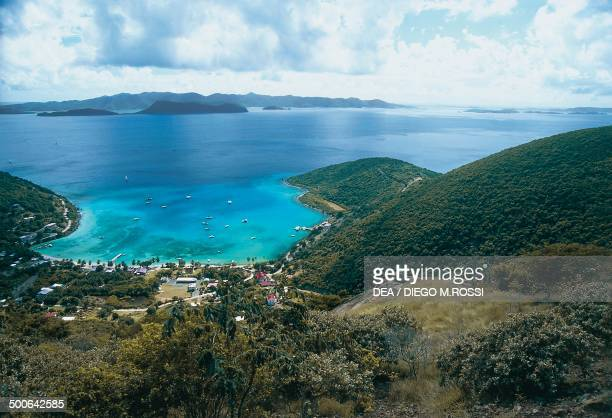 Great Harbour Jost Van Dyke British Virgin Islands British Overseas Territory United Kingdom