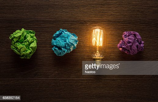 Great idea concept : Stock Photo