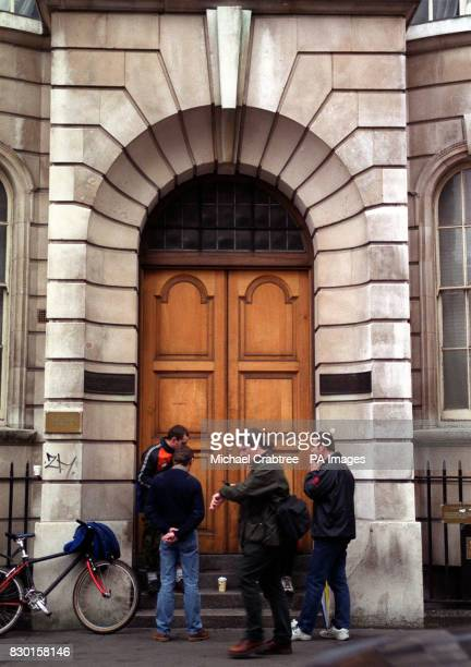 Great Marlborough Street Magistrates Court in Soho London Most of the Members of the band the Rolling Stones appeared before a judge at this court...