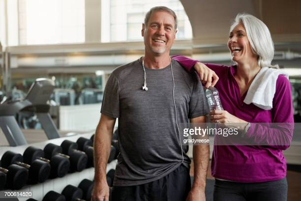Great marriages start with great fitness