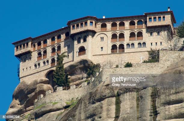 Great Meteoron Monastery.