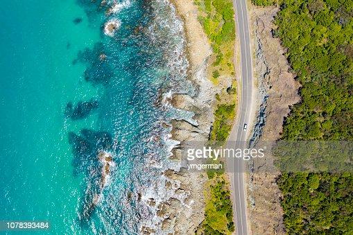 Great Ocean Road in Australia : Stock Photo