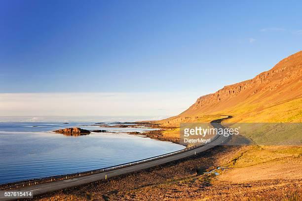 Great Ocean Road, Westfjorde Island