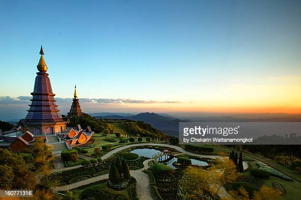 Great Pagoda of Doi Inthanon