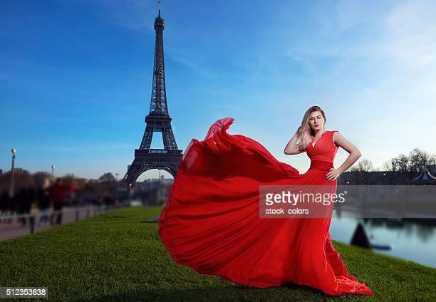 große Mode in Paris
