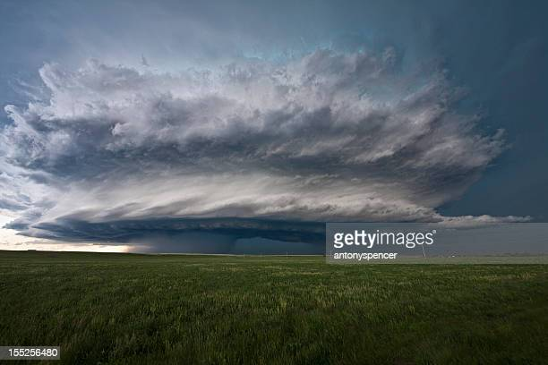 Great Plains Supercell Thunderstorm