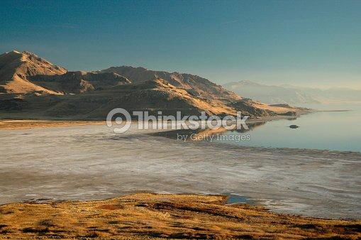 Great Salt Lake Desert Utah Stock Photo Thinkstock