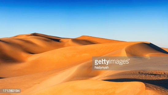 Great Sand Sea, Libyan Desert, Africa