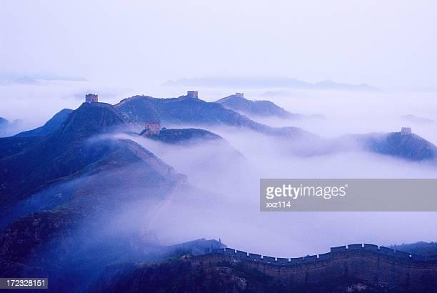 Great Wall in Mist
