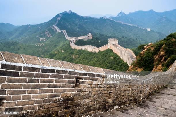 Great Wall of China, Luanping, Hebei, China
