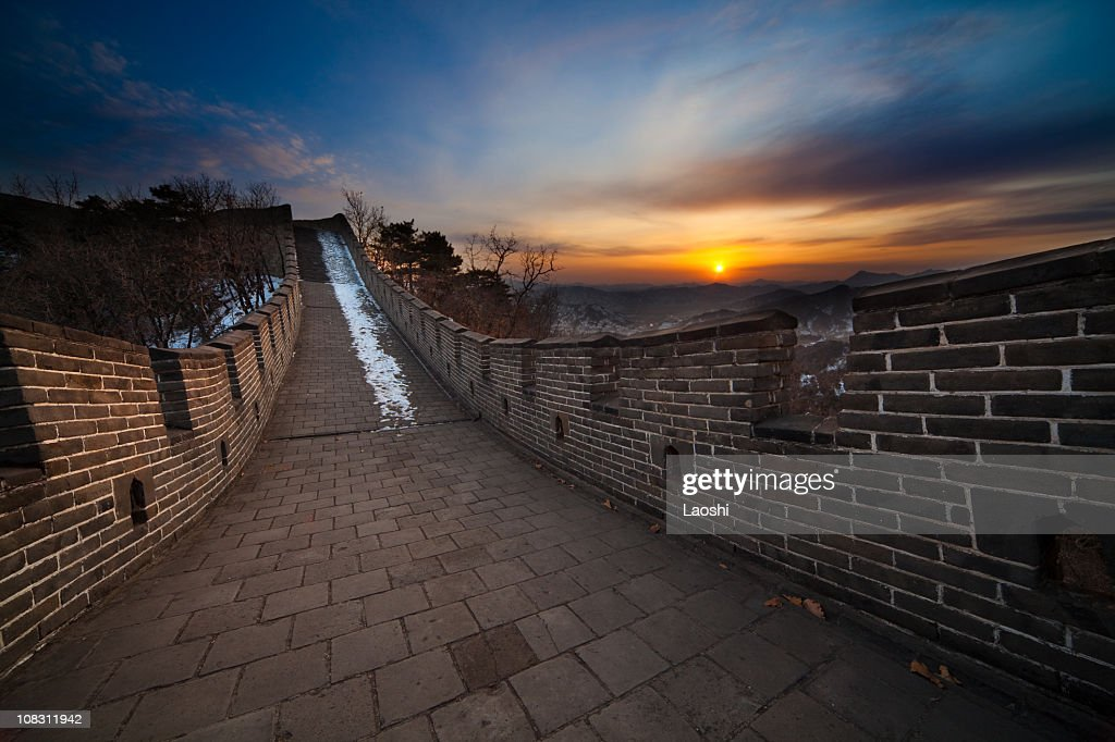 Great Wall of China : Stock-Foto