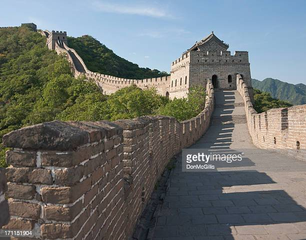 Great Wall of China & Three Watchtowers