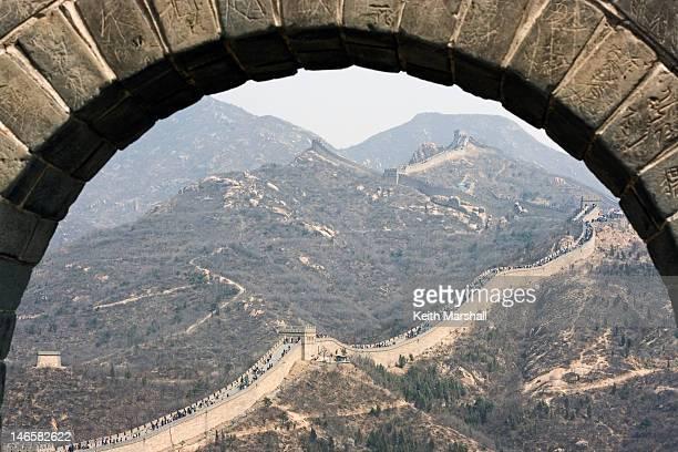 Great Wall (framed)