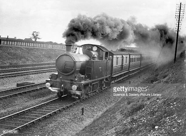 Great Western Railway 36xx class 242T locomotive No 3611 Acton c 1904