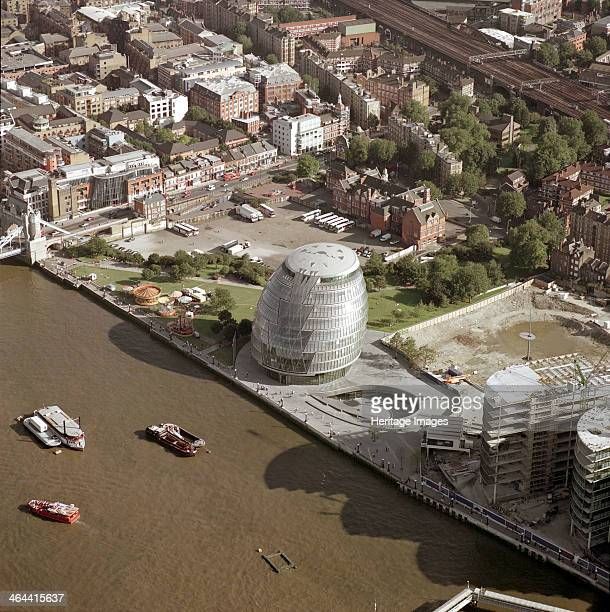 Greater London Authority Building Southwark London 2002 Elections for the new Greater London Authority were held in 2000 This office block to house...