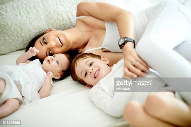 Plus grand bonheur, c'est que vos enfants